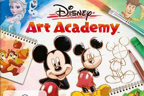 Disney Art Academy (3DS)