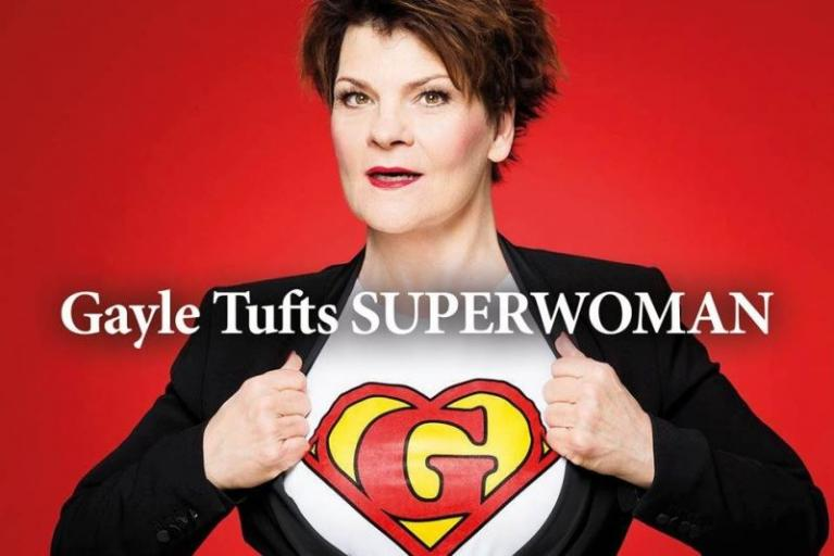 Gayle Tufts: Superwoman