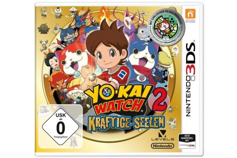 Kai Watch 2 (3DS)