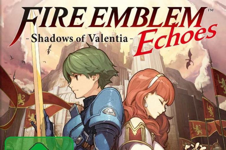 Shadows of Valentia (2DS & 3DS)