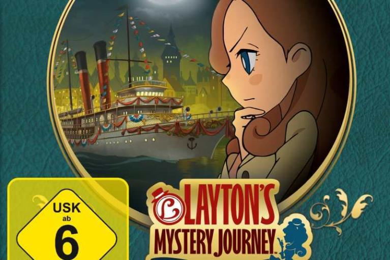Layton´s Mystery Journey (2DS & 3DS)
