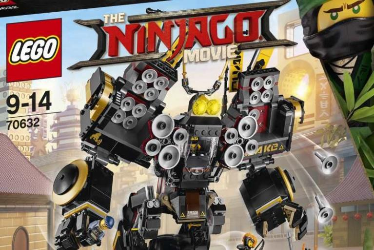 LEGO NINJAGO Action Toy