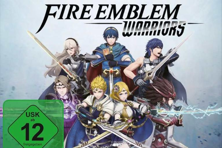 Fire Emblem Warriors (N3DS)