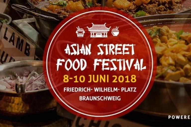 Asian Street Food Festival in Braunschweig