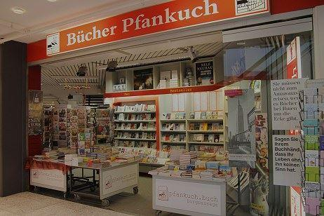 Bücherei Pfankuch in der Burgpassage