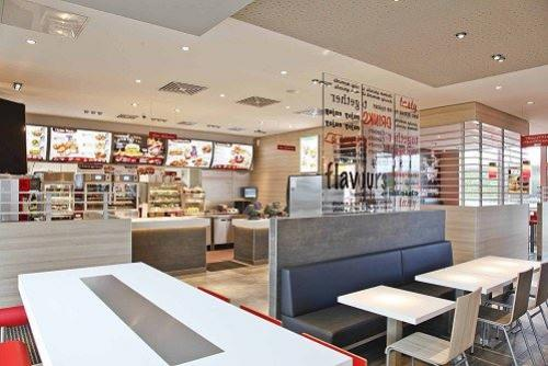 Neues KFC Restaurant in Wendhausen