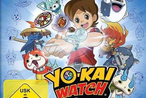 Yo-Kai Watch (3DS)