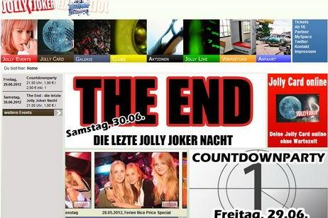Jolly Joker - It's time to say goodbye