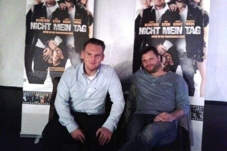 Interview mit Axel Stein und Peter Thorwarth