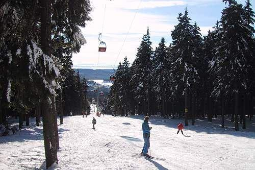 Wintersport am Wurmberg