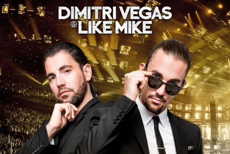 Dimitri Vegas & Like Mike (CD)