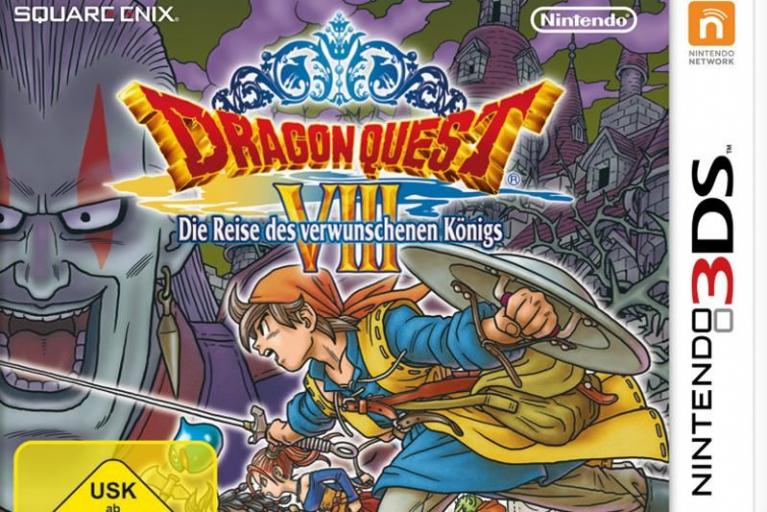 DRAGON QUEST VIII (3DS)