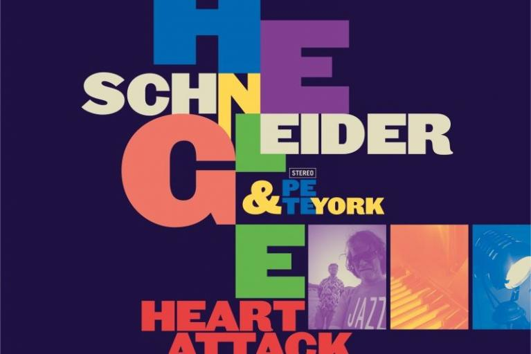 Helge Schneider & Pete York: Heart Attack (CD)