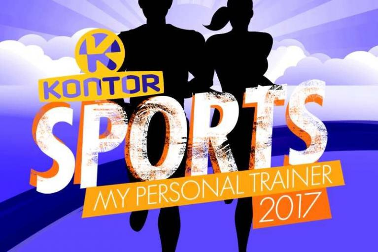 Kontor Sports 2017 - My Personal Trainer (CD)