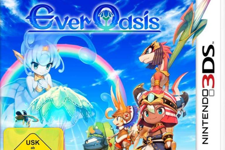 Ever Oasis (2DS & 3DS)