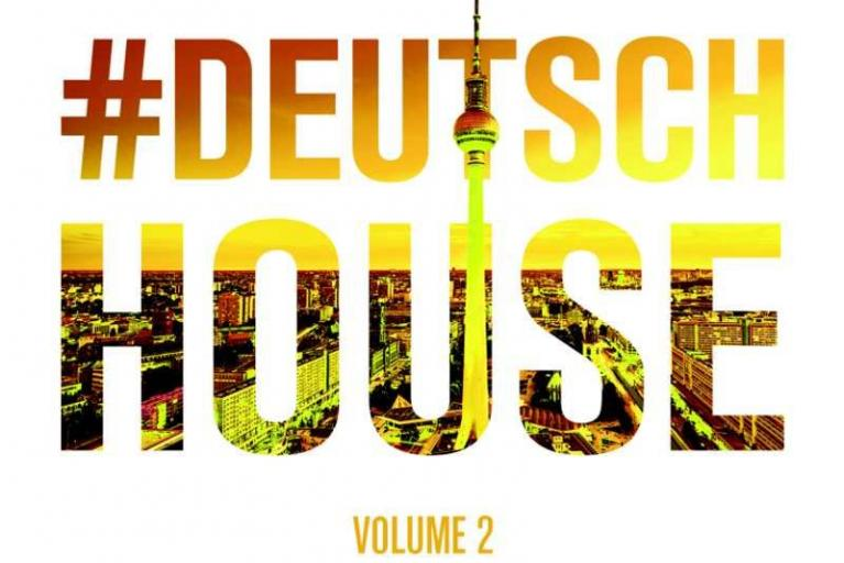 Various Artist: DEUTSCH HOUSE VOL. 2 (CD)