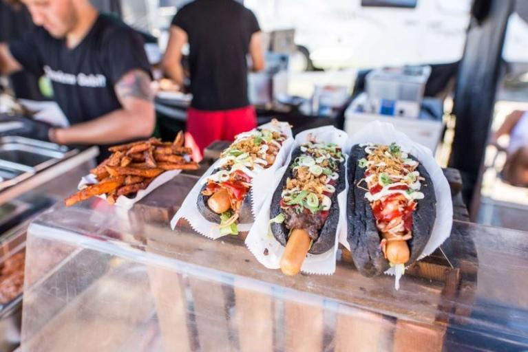 Street-Food-Festival in Salzgitter-Bad 2017