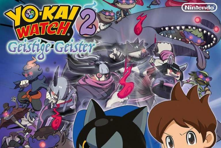 YO-KAI WATCH 2: Geistige Geister (3DS)