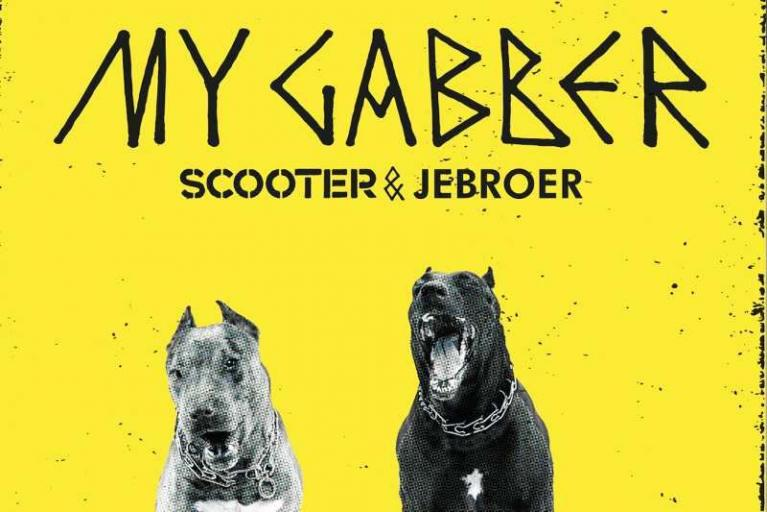 Scooter & Jebroer: My Gabber (CD)