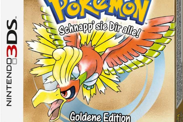 Pokémon Goldene Edition (3DS)