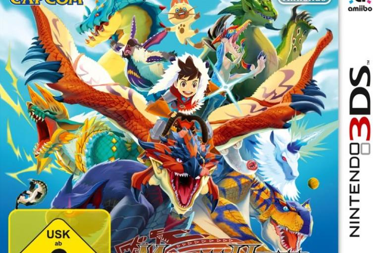 Monster Hunter Stories (3DS)