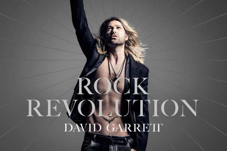 David Garrett: Rock Revolution (CD)