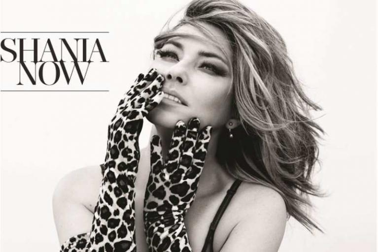 Shania Twain: Now (CD)
