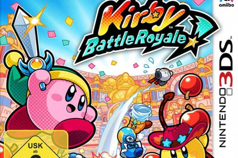 Kirby Battle Royale (3DS)