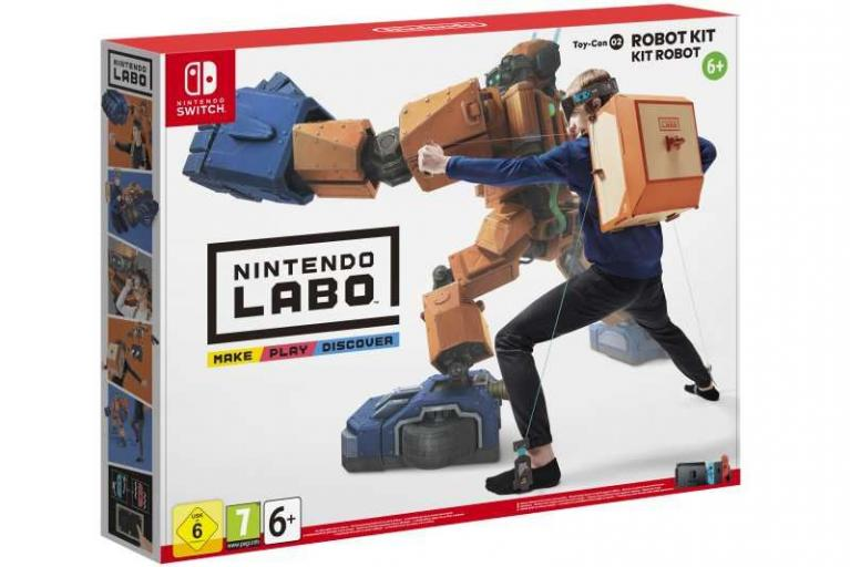 Nintendo Labo (Nintendo Switch)