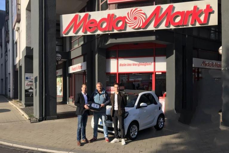Smart4Two gewonnen