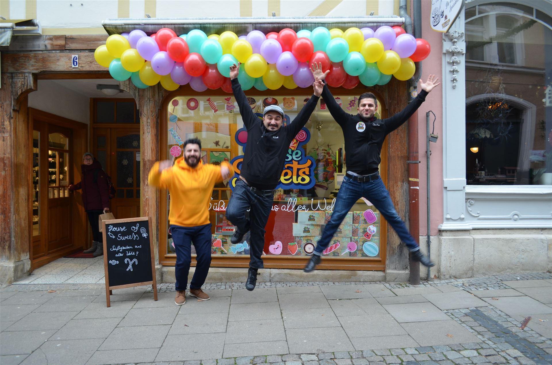 House Of Sweets Neu Im Magniviertel