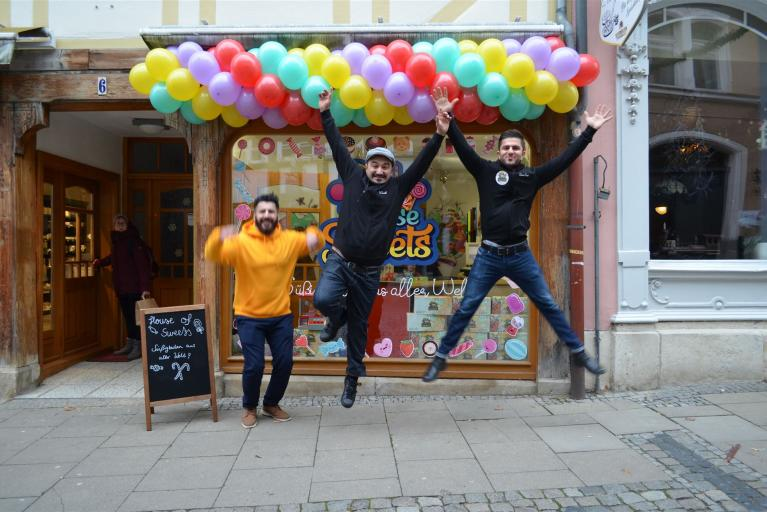 """House of Sweets"" neu im Magniviertel"
