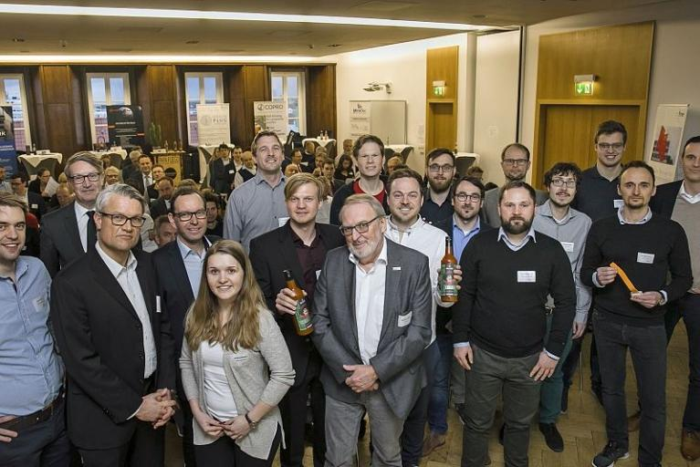 Start-ups suchen Kooperationspartner