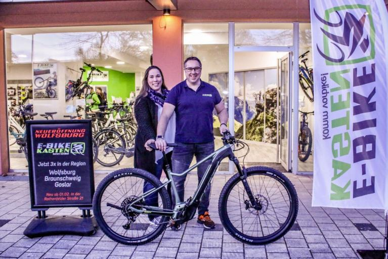E-BIKE KASTEN in Wolfsburg