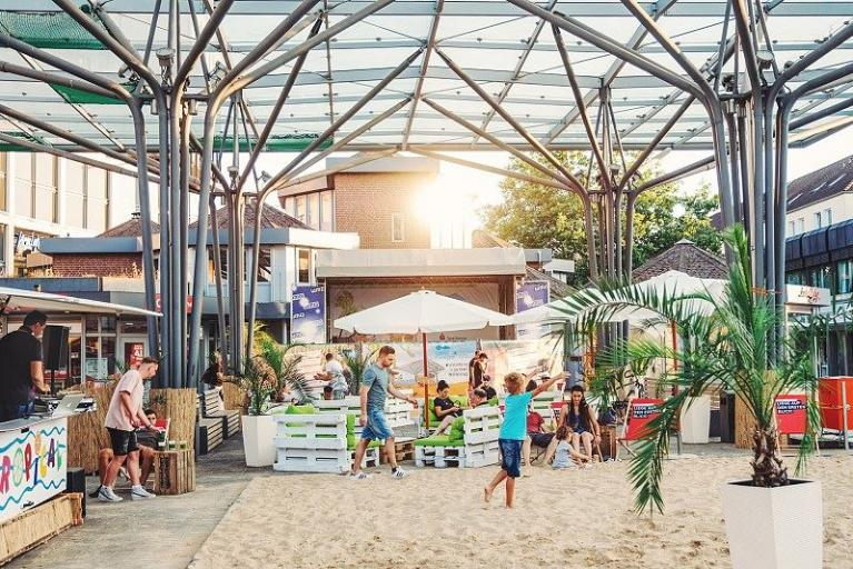 Volles Programm bei Summer in the City