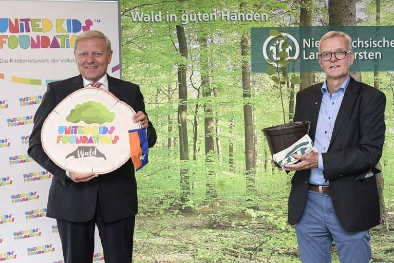 United Kids Foundations startet Waldprojekt im Harz