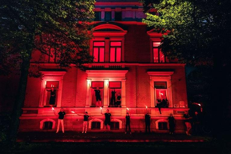 "Agentur eventives beteiligt sich an ""Night of Light"""