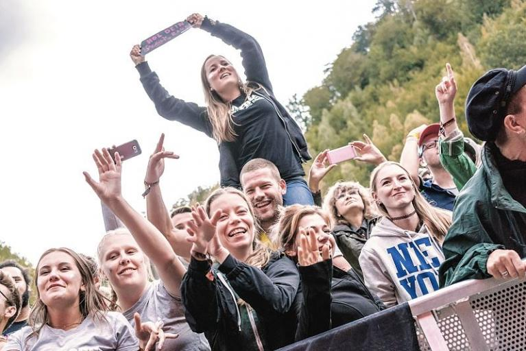 Rock am Beckenrand 2019