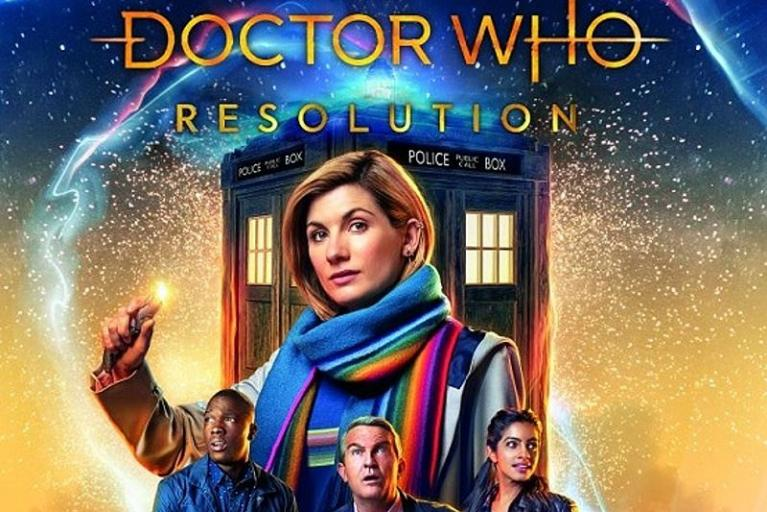 DR. WHO - RESOLUTION goes C1