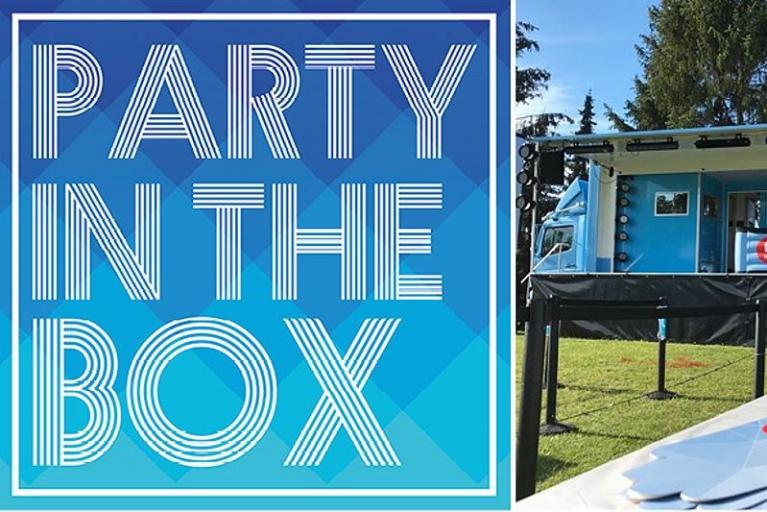 Party in the Box - Salzgitter