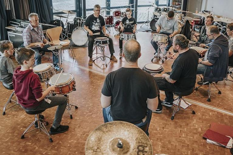 Pop– und Rockworkshop in den Herbstferien