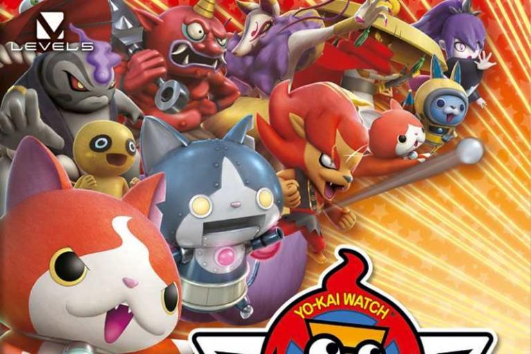 Yo-Kai Watch Blasters (3DS)