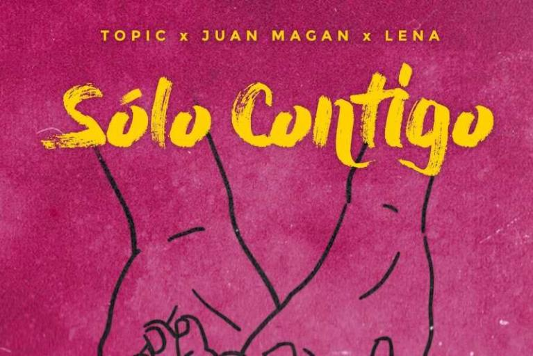 "TOPIC x Juan Magan x Lena ""SOLO CONTIGO"" (CD)"