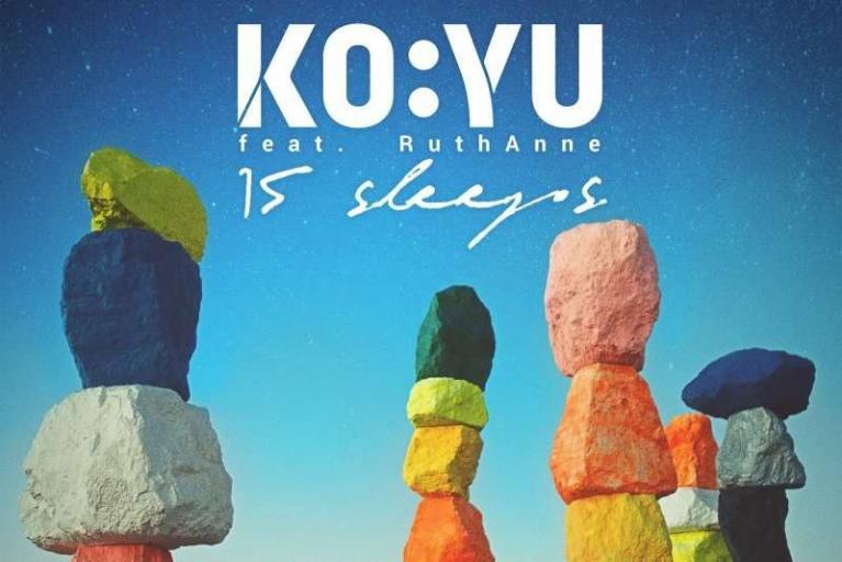 KO:YU ft. RuthAnne: »15 SLEEPS« (CD)