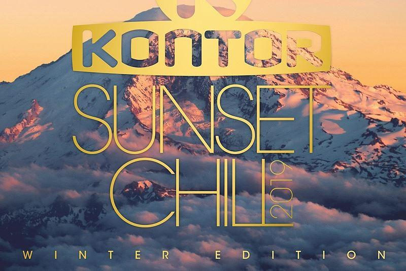 Kontor Sunset Chill 2019 - Winter Edition Cover