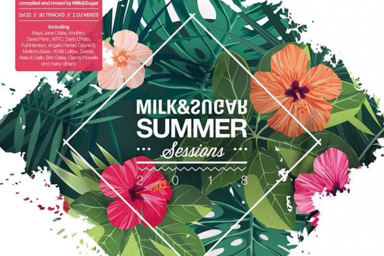 Milk & Sugar: Summer Sessions (CD)