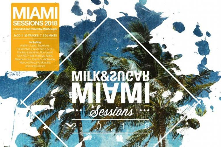 Milk & Sugar - Miami Sessions 2018 (CD)