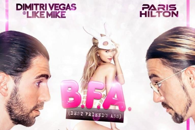 Dimitri Vegas & Like Mike: Neuer Song mit Paris Hilton