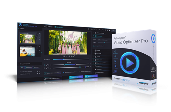 Ashampoo Video Optimizer Pro