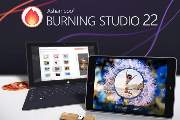Ashampoo - Burning Studio 22